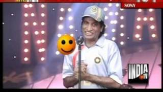 Raju Srivastav Funny Cricket Commentary | Watch Raju