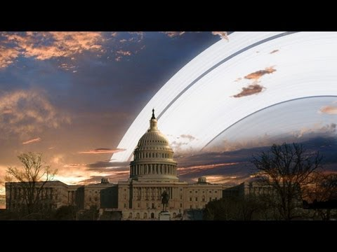 How Earth Would Look if It Had Saturn's Rings