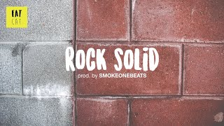 90s Old School Boom Bap type beat x hip hop instrumental | 'Rock Solid' prod. by SMOKEONEBEATS