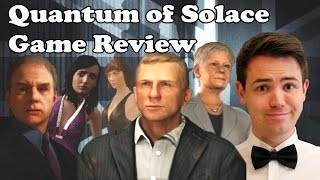 007: Quantum of Solace Game Review