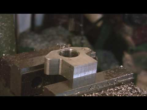 CNC Converted Harbor Freight Mill Drill Demo