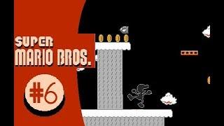 el nivel monocromo/#06/ SUPER MARIO BROS. (NES)