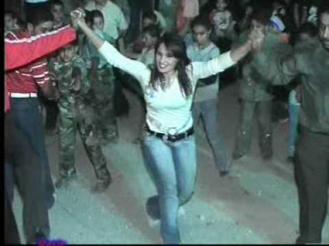 دبكة سورية