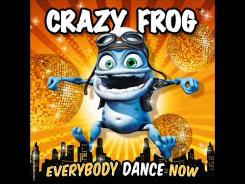 Crazy Frog - Just cant get enough