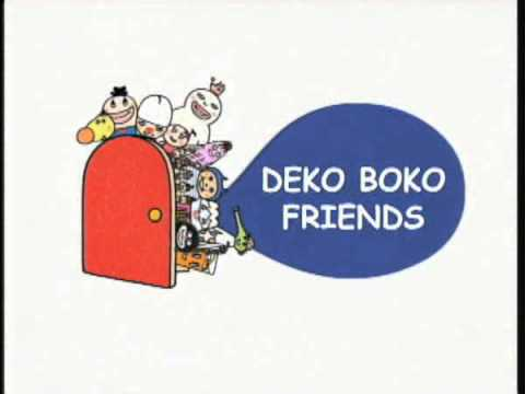 viz media europe   Deko Boko Friends Anime