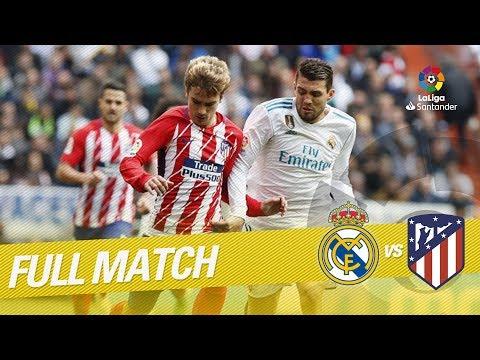 Full Match Real Madrid vs Atlético de Madrid LaLiga 2017/2018 thumbnail