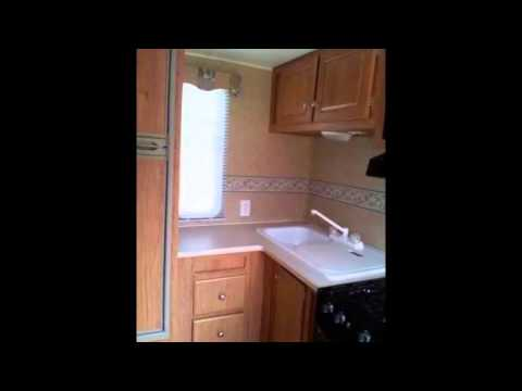 2007 Gulfstream Kingsport M236BH Travel Trailer in Taber, AB