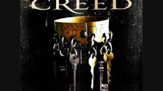Watch Creed Away In Silence video