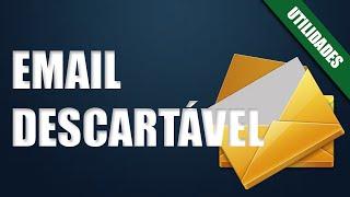 Criação de Emails Temporários e Descartáveis