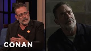 Jeffrey Dean Morgan On What To Expect From Negan In Season 10 - CONAN on TBS