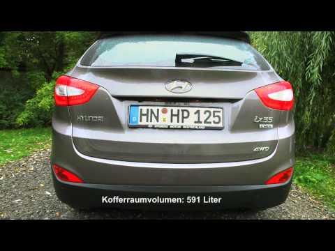 Hyundai ix35 - Test - Fahrbericht - Car-News