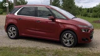 Am Start: Citroën C4 Picasso | Motor mobil