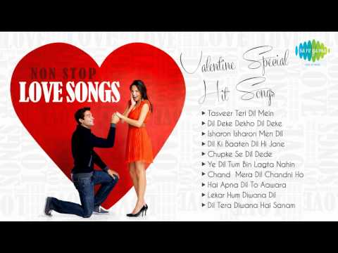 Valentine Special: Non Stop Love Songs | Bollywood Popular...