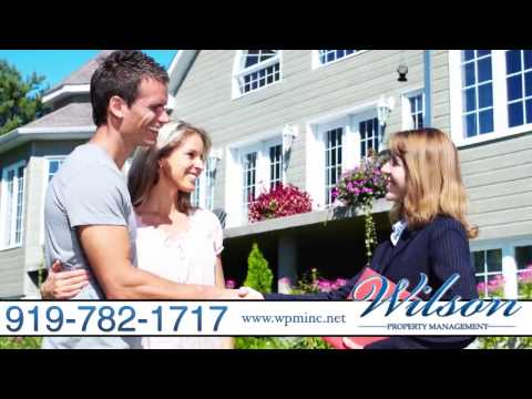 Wilson Property Management | Leasing & Sales of Homes, Condominiums & Townhomes in Raleigh, NC