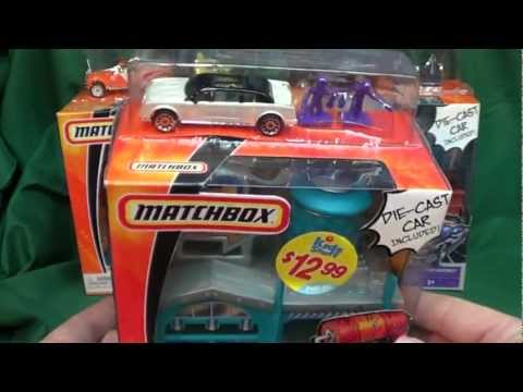 Matchbox Car Wash Mini Playset