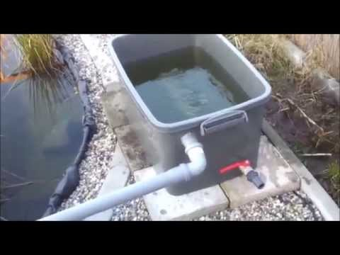 Teichfilter Selber Bauen