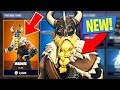 NEW Fortnite *SEASON 5* Legendary Magnus Skin and Viking Axe!! (Fortnite Battle Royale) thumbnail