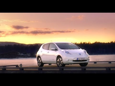 Second Generation Nissan Leaf | Fully Charged