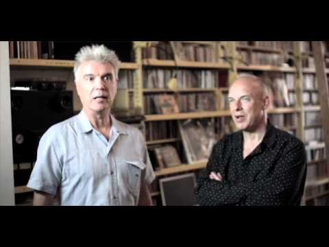 Hillman Curtis  Interview with David Byrne and Brian Eno