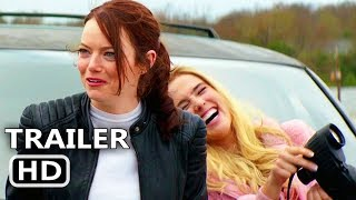 ZOMBIELAND 2 International Trailer (NEW, 2019) Emma Stone, Woody Harrelson Movie HD