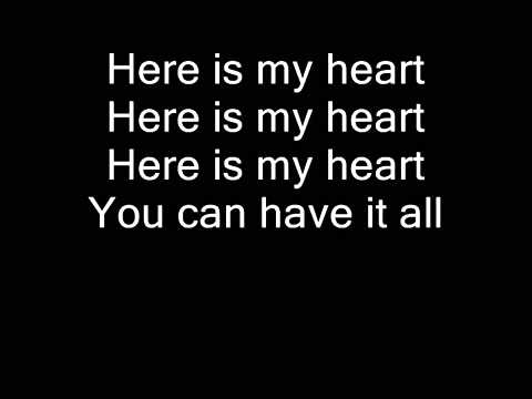 Jesus Culture - Here Is My Heart