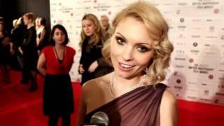 BIFA 2011 Interview - MyAnna Buring