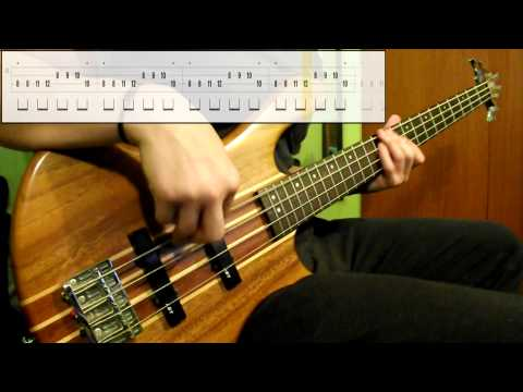 Wonder Woman Theme (bass Cover) (play Along Tabs In Video) video