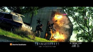 Transformers: Age Of Extinction - Official Payoff Trailer #2