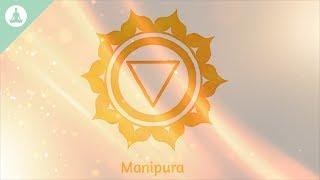 Solar Plexus Chakra, Manipura Meditation Music, Tibetan Bowls, Chakra Healing