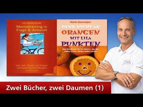 Mentaltraining: Zwei Bücher, zwei Daumen (1)