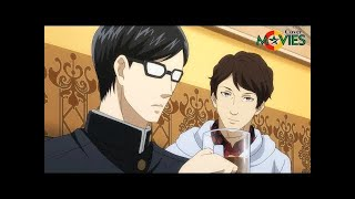 Never lead Sakamoto when going out with the girls - best funny anime