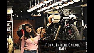 ROYAL ENFIELD GARAGE CAFE -  ARPORA GOA.// WATCH ME  by Jaden Smith