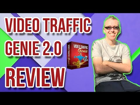 Video Traffic Genie 2.0 Review - ⚡Uncover High traffic domains⚡