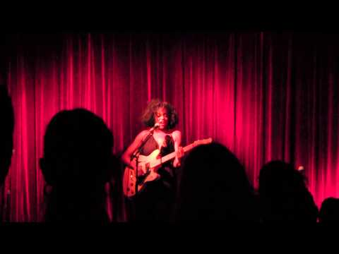 Falana - Solo Performance.  Live at Lula Lounge Toronto - 10-24-14