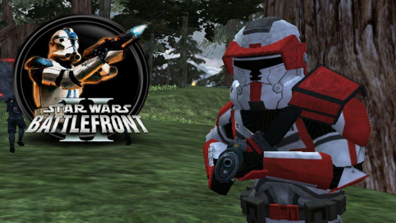 Star Wars Battlefront Ii Mods Pc Hd Torfront 1 0