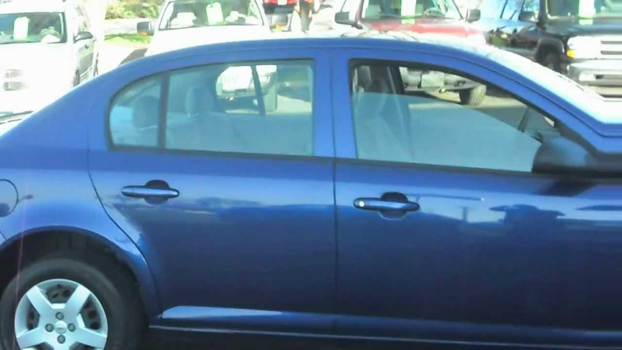 2006 Chevrolet Cobalt Ls 4 Door Youtube