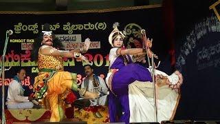 Yakshagana -- Shivatandava nritya