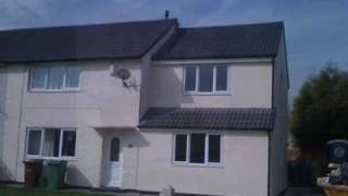 How to Build a two storey extension.wmv