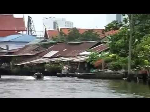 THAILAND   BANGKOK   KLONGS