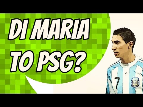 PSG plotting fresh move for Man United's Angel Di Maria