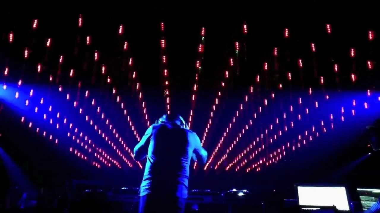 Sway Night Club Taiwan Impressive Lighting Design Youtube