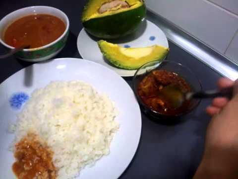 La Bandera, comida tipica dominicana. Recetas de Comida 10. La Cocina de Arlin. Canal Cocina.