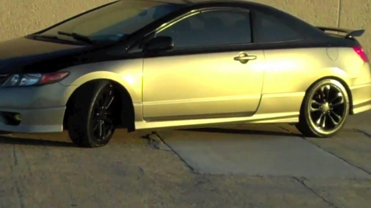 2006 Honda Civic si Rims Honda Civic si 2006