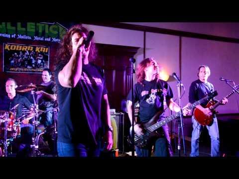 Kobra Kai - Rock You Like a Hurricane (with adam dutkiewicz on drums) 8-25-11