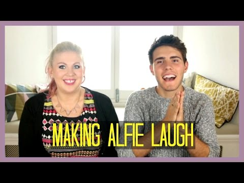 Making Alfie Laugh! | Sprinkle of Glitter