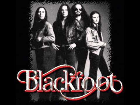Blackfoot - Baby Blue
