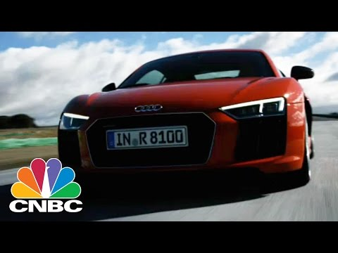Audi Of America's President: Audi's Q8 Concept 'Right For The Time' | Squawk Box | CNBC