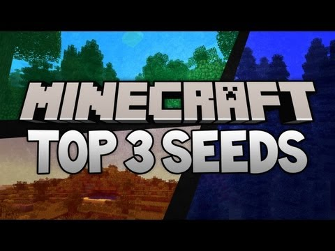 Minecraft TOP 3 SEEDS FOR 1.7 #3