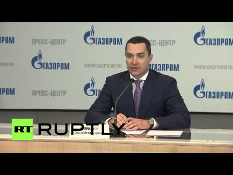 Russia: Gazprom cuts off supplies to Ukrainian company after non-payment of debt