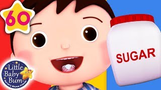 Johny Johny Yes Papa | + More Nursery Rhymes & Kids Songs | Songs For Kids | Little Baby Bum